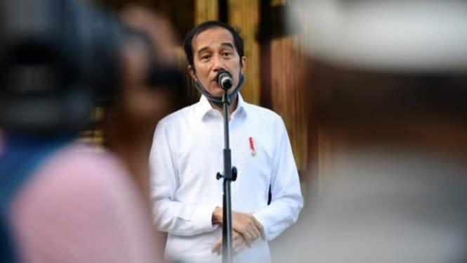 Bicara Kondisi Ekonomi, Jokowi: Jangan Menyerah, Kita Harus Bangkit