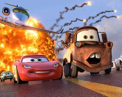 Disney/Pixar Getting Back in the Fast Lane With 'Cars 2′