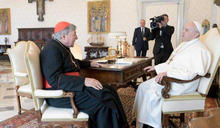 教宗「保鑣」宗座瑞士近衛隊4確診 83歲方濟各無懼仍不戴口罩