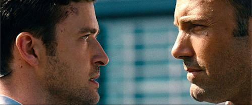 Ben Affleck Goes Bad in 'Runner Runner'–See Him Abuse Justin Timberlake!