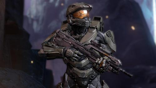 """In this video game image released by Microsoft/343 Industries, a scene if shown from """"Halo 4."""" (AP Photo/Microsoft/343 Industries)"""