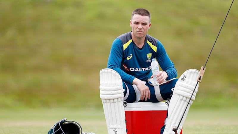 Marcus Harris is tipped to open for Australia in the third Test.
