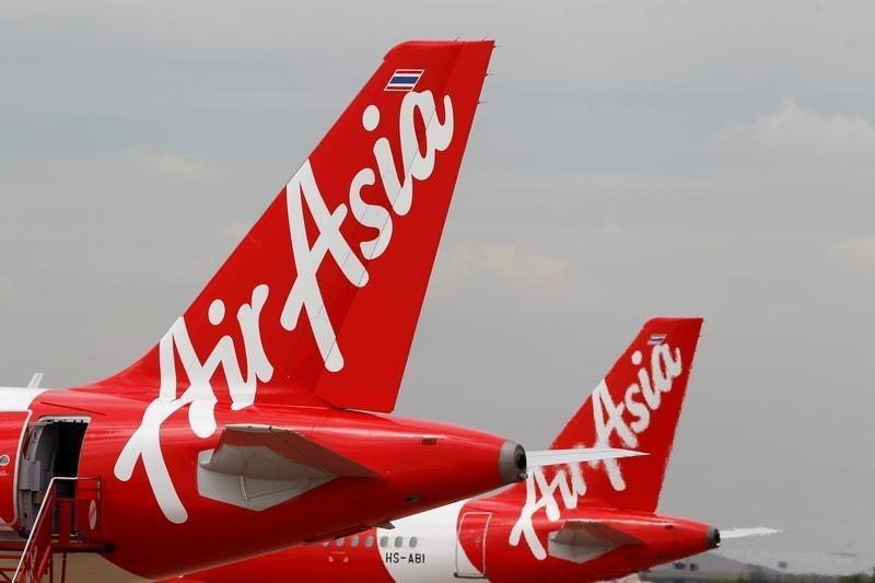 Bursa Malaysia has suspended the public trading for low-cost carrier AirAsia Group Berhad. — Reuters pic