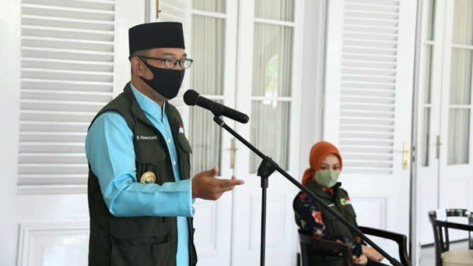 PSSB Orang Masih Keranjingan ke Pusat Belanja, Emil Naikkan Pengamanan