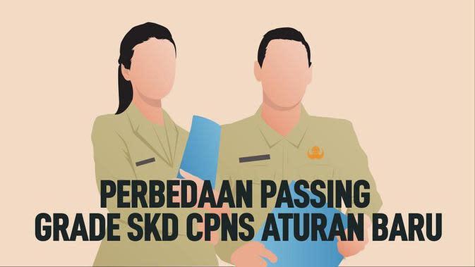 VIDEO: Perbedaan Passing Grade SKD CPNS Aturan Baru