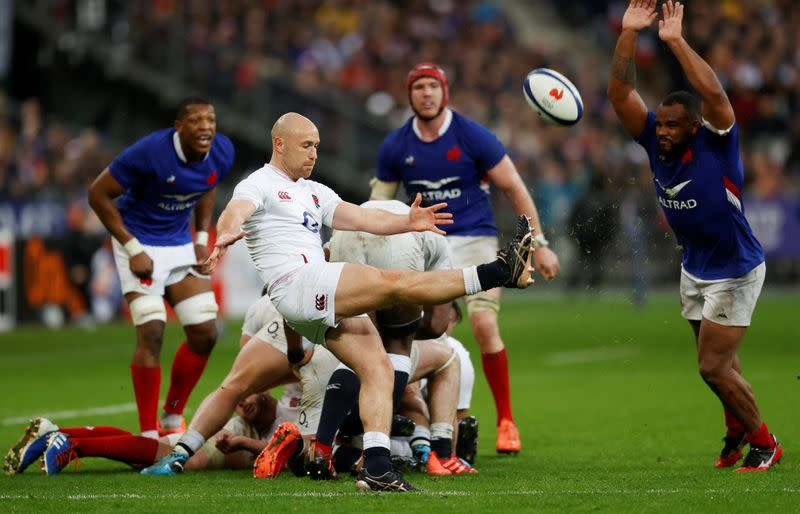 Six Nations Championship - France v England