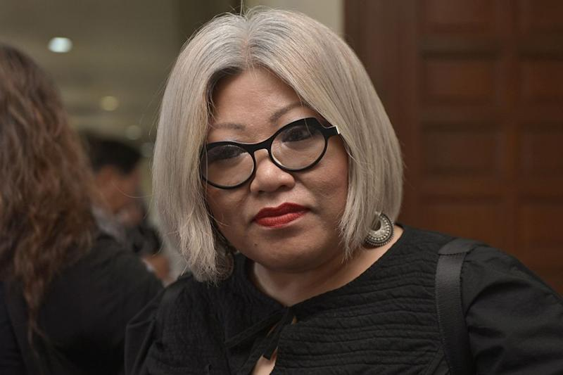 Siti said police today handed her case a No Further Action (NFA) notice, where the AGC will not pursue the matter. — Picture by Mukhriz Hazim