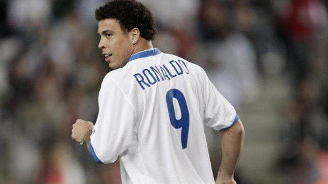 Legenda hidup Timnas Brasil, Ronaldo Luis Nazario da Lima