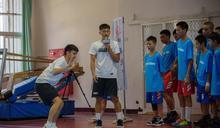 企業舉辦公益籃球訓練營 寶島夢想家球星力挺學童籃球夢