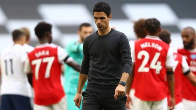 Jelang Community Shield Lawan Liverpool, 4 Pemain Arsenal Dikarantina