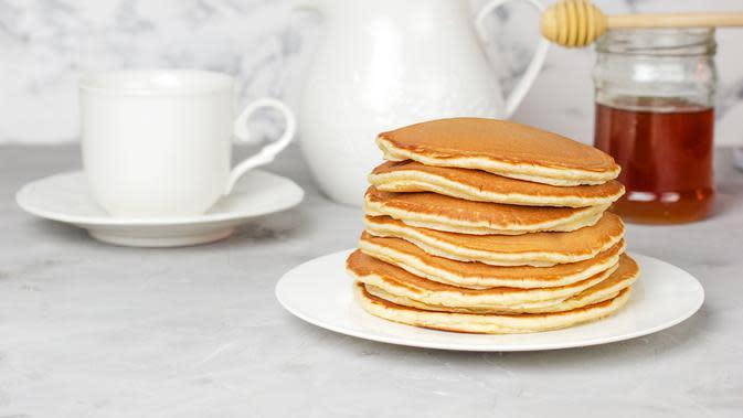 Ilustrasi Pancake | Freepik