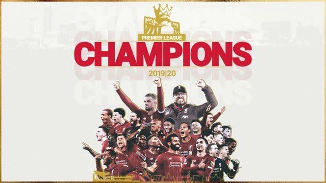 Liverpool Juara Eropa, Dunia, Lalu Juara di Inggris