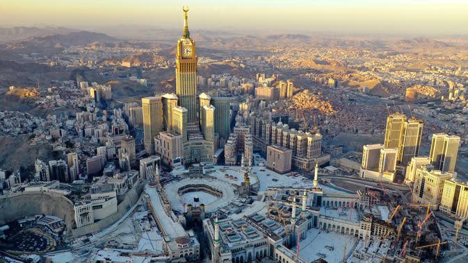 Arab Saudi (AFP/Bandar Aldandani)
