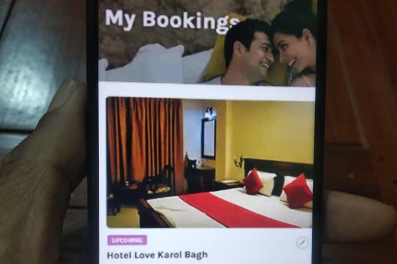 Penyedia hotel India blak-blakan sediakan kamar pasangan belum nikah