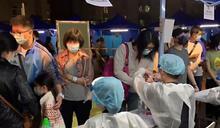 荃灣兩處受限區完成檢測 近1200名居民檢測沒確診
