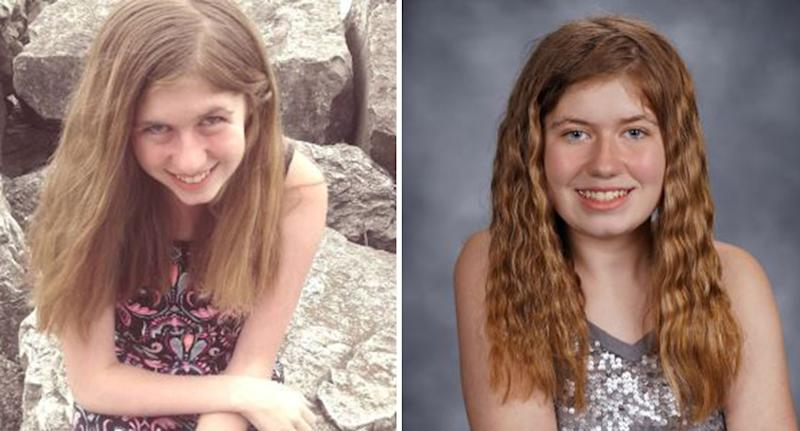 Search widens for Wisconsin girl Jayme Closs feared abducted when her parents were killed in their home.
