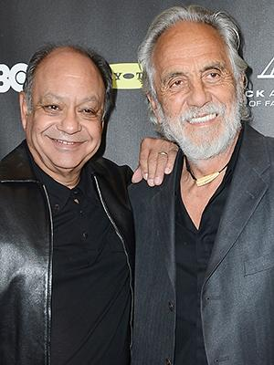 Cheech and Chong: Secret Shapers of History
