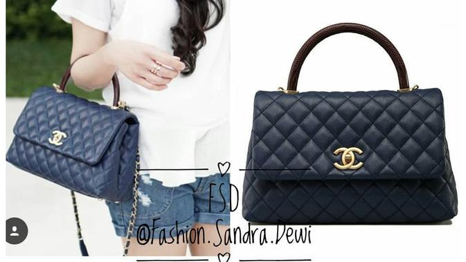 Sandra Dewi (Sumber: Instagram/fashion.sandra.dewi)