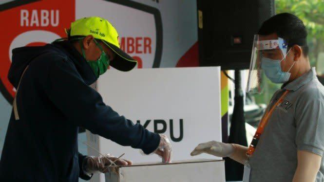 KPU Depok Kekurangan KPPS, Alasannya Takut Rapid Test
