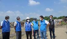 斗六公所回收場火警 張麗善:爭取大型傢俱破碎機補助