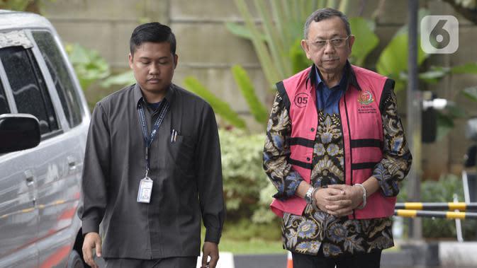 Reaktif Covid-19, Penahanan Eks Dirut PT Jiwasraya Dipindah ke Rutan KPK