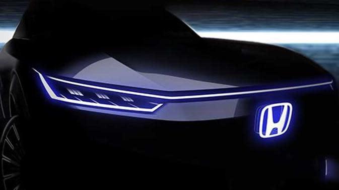 Mobil Listrik Terbaru Honda Menatap Beijing Motor Show