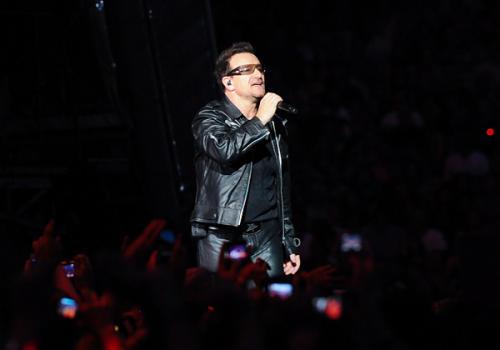 U2 Inspired by Mandela on 'Ordinary Love'