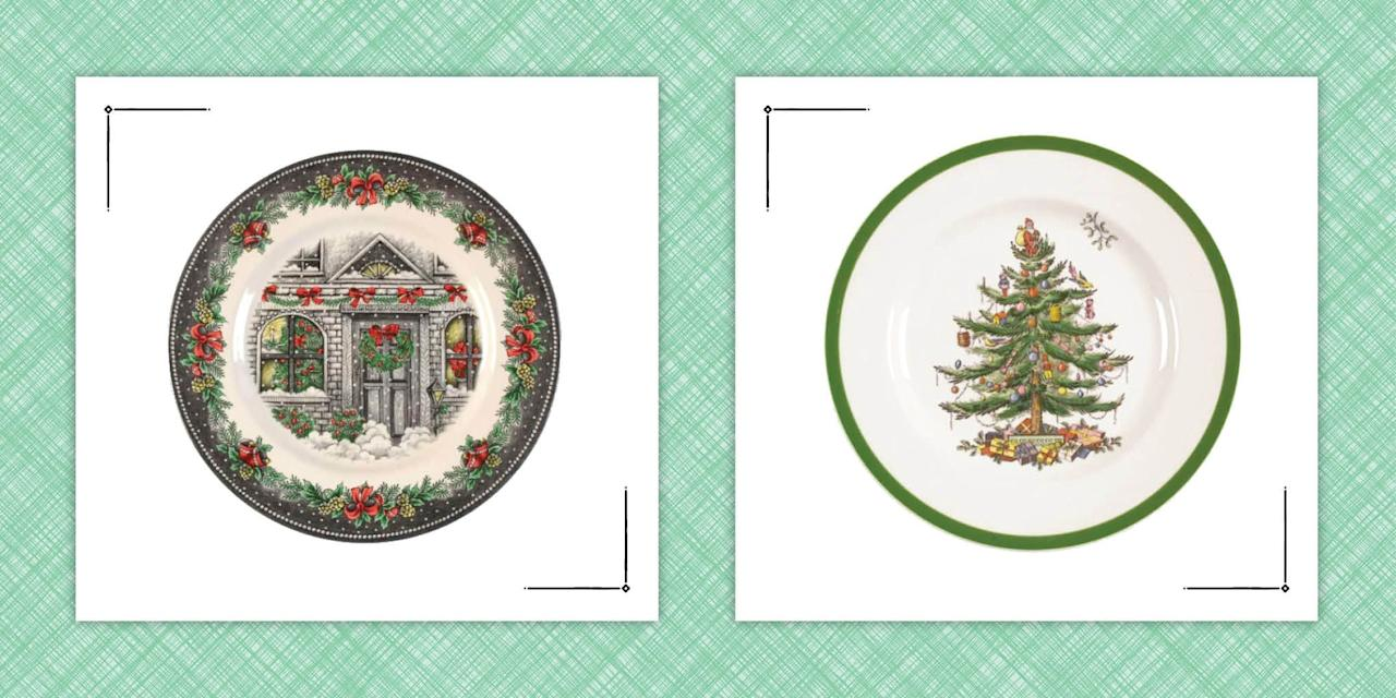 """<p>Oh, Christmas tree! And St. Nick and holly and poinsettias.... No matter your favorite holiday motif, you'll find myriad options available on beloved Christmas china patterns. Many ceramics companies created special salad and dinner plates to mix in with their fine china patterns and everyday sets. Still others created entirely new place settings of holiday-only themes. The most popular icon seen on holiday china is, of course, the Christmas tree. Some companies, like Spode and Johnson Brothers, even have riffs on the same motifs, which makes building your collection that much more fun. Do you have the thin green border or the thick one? Does your tree have the teddy bear or the jack-in-the-box? Whether you want start a new collection or add to a collection that's been handed down, check out our list of some of our holiday favorites. Once you've narrowed down the right pattern for you, set more of a scene by incorporating it into our 50 best <a href=""""https://www.countryliving.com/diy-crafts/g644/christmas-tables-1208/"""" target=""""_blank"""">Christmas table</a> or just add a<a href=""""https://www.countryliving.com/entertaining/g29738609/diy-christmas-centerpiece-ideas/"""" target=""""_blank""""> DIY Christmas centerpiece</a>. Whip up an easy <a href=""""https://www.countryliving.com/food-drinks/g2768/christmas-cocktails/"""" target=""""_blank"""">Christmas cocktail</a> to serve in a pretty glass, and get this table setting party started! Bet you can't choose just one!</p>"""