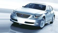 2008 Lexus LS