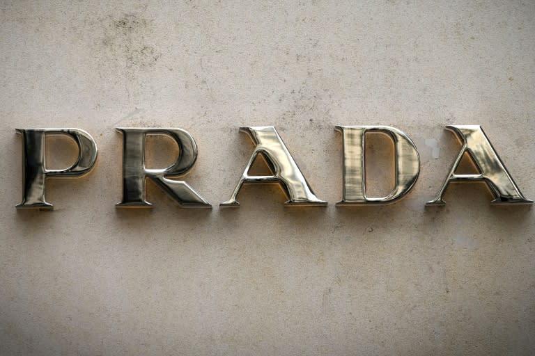 Virtual catwalks for Armani and Prada during fashion week