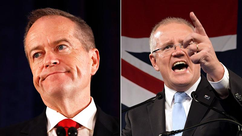 Australian PM Scott Morrison' coalition declares victory in parliamentary election