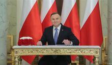 快訊/48歲波蘭總統確診武漢肺炎!