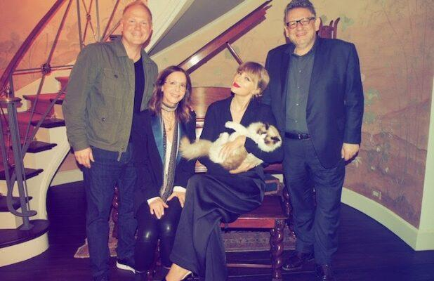 Taylor Swift Inks Exclusive Global Publishing Agreement With Universal Music