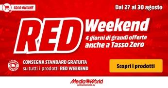 Red Weekend MediaWorld