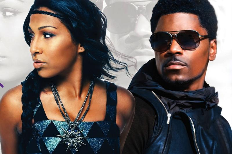 Exclusive! Go Behind the Scenes for Glenn Lewis and Melanie Fiona's New Duet