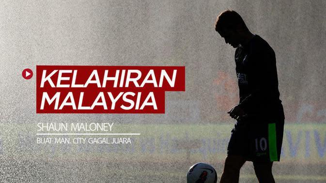 VIDEO: Shaun Maloney, Pemain Kelahiran Malaysia yang Sukses di Celtic dan Buat Manchester City Gagal Juara