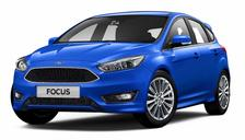 2017 Ford Focus 5D