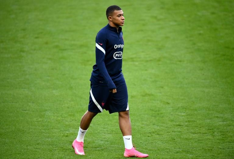 Mbappe to miss Croatia match after positive Covid-19 test