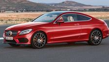 2016 M-Benz C-Class Coupe