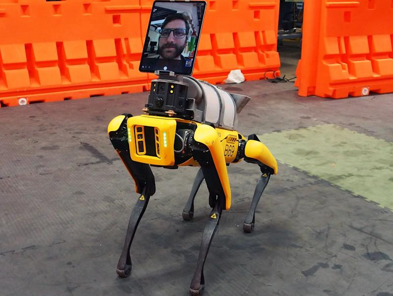 Facebook's ongoing updates, robot dog doctors, and more | Digital Trends Live