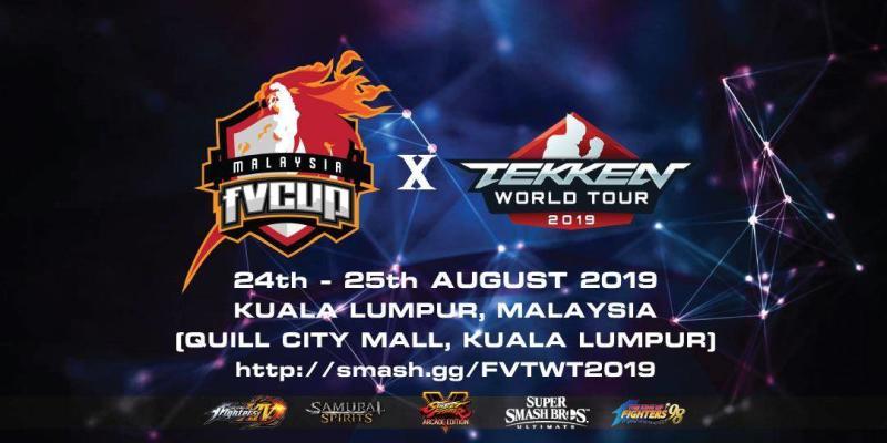 FV Cup X Tekken World Tour 2019 (Malaysia)