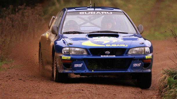 August 5: British rally legend Colin McRae was born on this date in 1968