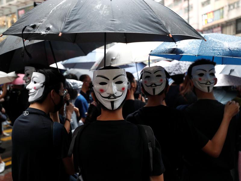 口罩連結負面形象 歐洲多國有禁蒙面法