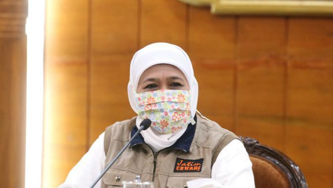 Gubernur Khofifah Lantik Wali Kota Pasuruan Raharto Teno