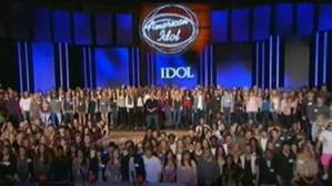 'Idol' Hollywood Week Begins: Some Contestants Stumble, One Takes A Fall