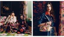 花團錦簇地開工吧! GUCCI推「時尚園丁」Ken Scott復古印花系列