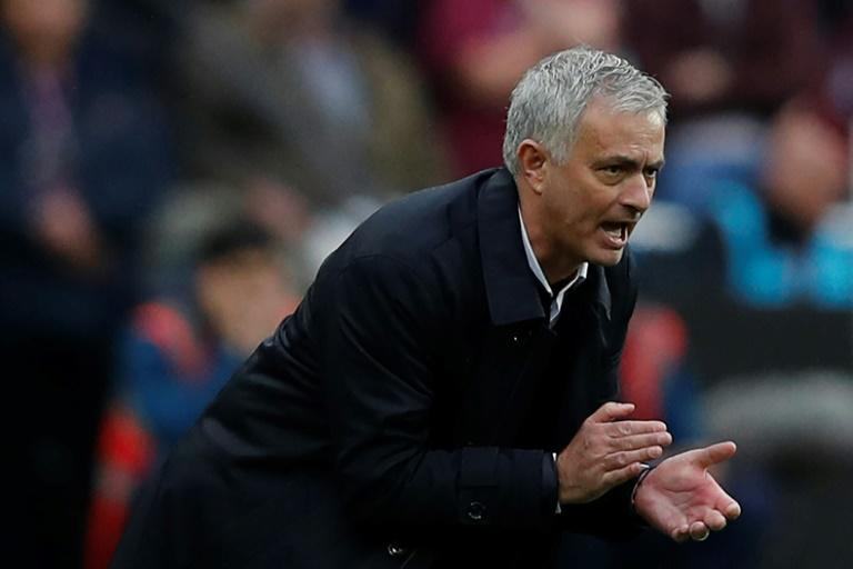 Tottenham manager Jose Mourinho started his reign at the club with a 3-2 victory at West Ham