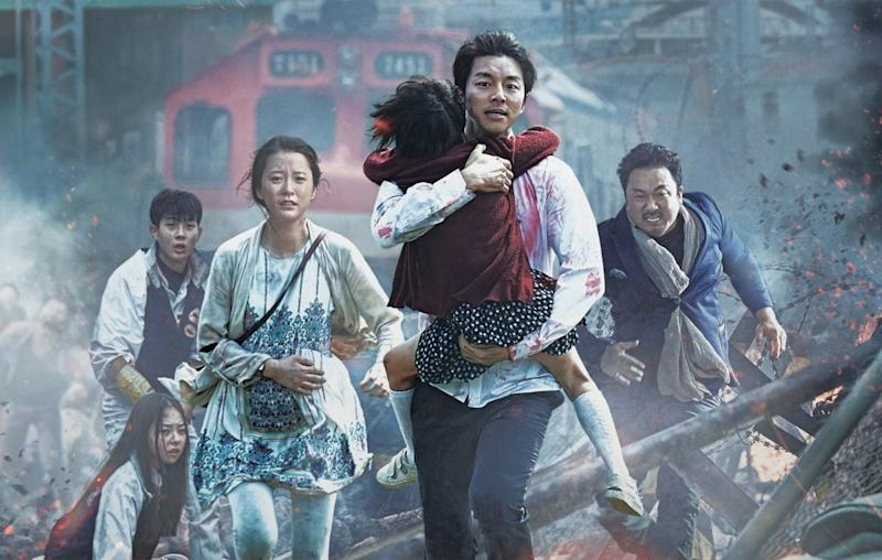 Train to Busan, action films on Netflix