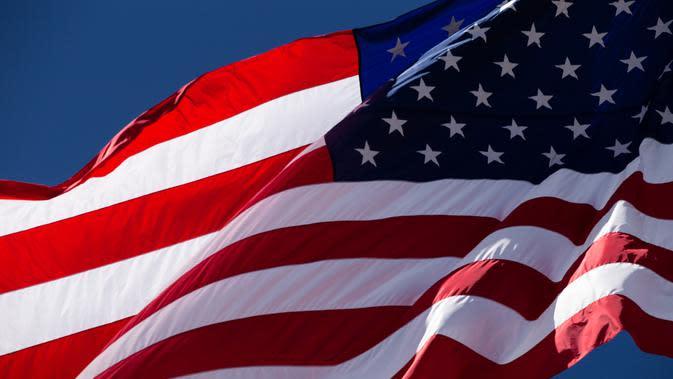 Bendera Amerika Serikat (unsplash.com/ben mater)