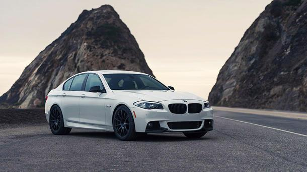 Dinan 550xi S2, the 200-mph M5 that BMW doesn't build: Motoramic Drives